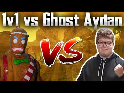1v1 vs Ghost Aydan in Playground (Best Controller Player in The World) - Rich Homie Stan Fortnite