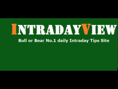 IntradayView Offers daily NSE BSE Intraday Tips / Day Trading Premium Intraday Tips on Mobile
