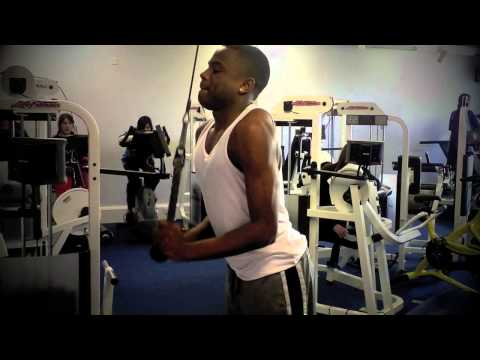 Harrow High Basketball: Strength & Conditioning (Upper body workout)