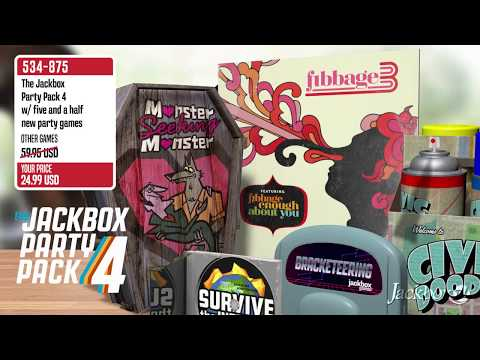 The Jackbox Party Pack 4 | Jackbox Games
