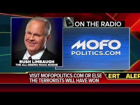 Rush Limbaugh celebrates the return of neoconservatism
