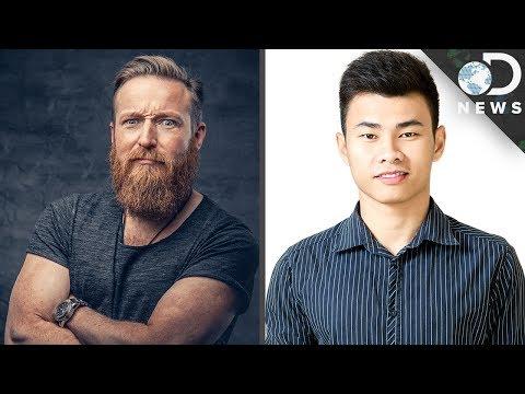 ¿Por qué algunos hombres no les crece la barba?