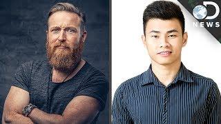 ¿Por qué algunos hombres no les crece la barba? thumbnail