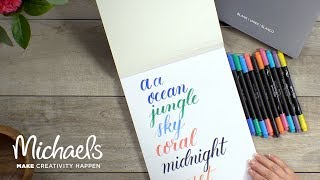 These bright and delightful brush pens from Kelly Creates are a mus...