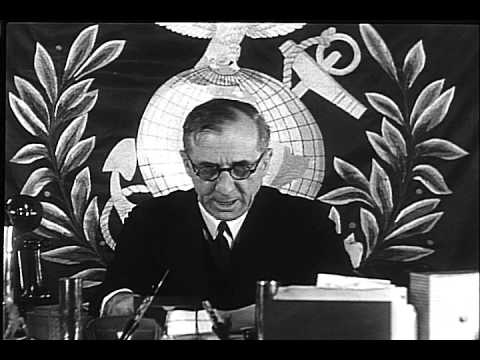 Universal Newsreel - Gen. Butler bares plot by fascists