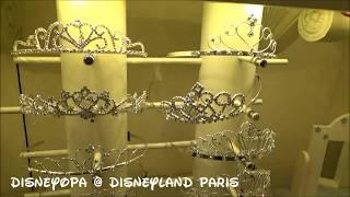 Disneyland Paris Disneyana Collectibles Shop detailliert DisneyOpa
