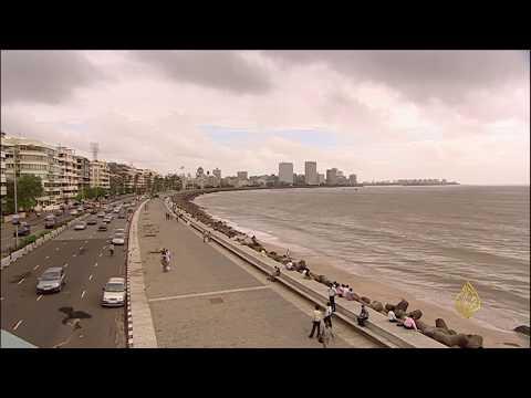 هذا الصباح-هندي يردم حفر شوارع مومباي  - نشر قبل 2 ساعة