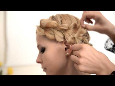 Hairstyle: КОСА С РЕЗИНКАМИ очень просто