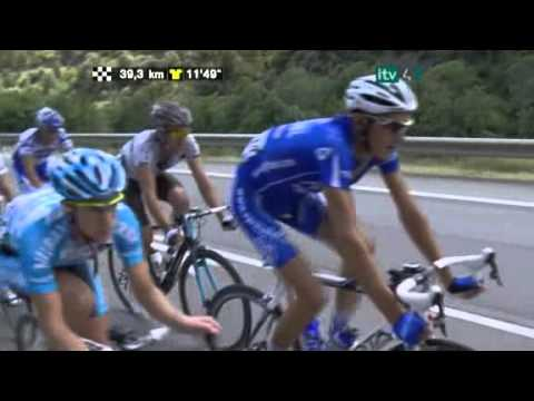 2009 Tour de France Stage 7 Highlights
