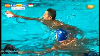 Guillermo Molina Wrist Goal water polo