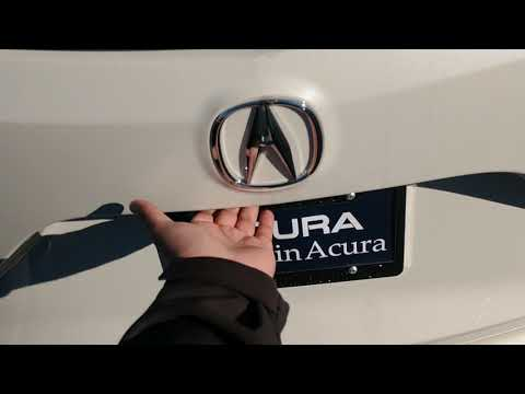 How To Tell If Your 2019 Acura Rdx Has A Spare Tire Or Not Ms Youtube