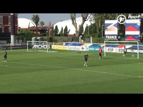Equipe de France : Jallet pas maladroit face aux buts