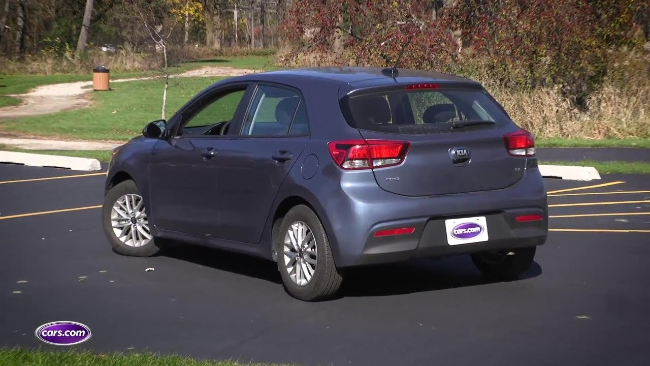 2018 Kia Rio Review Cars