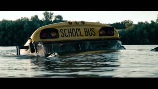 Man of Steel Clip: School Bus Rescue Scene