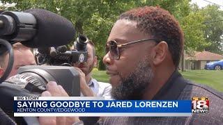 Saying Goodbye To Jared Lorenzen