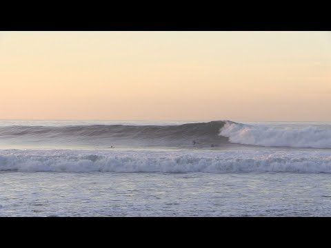SUNRISE Surfing Raw | Southern California