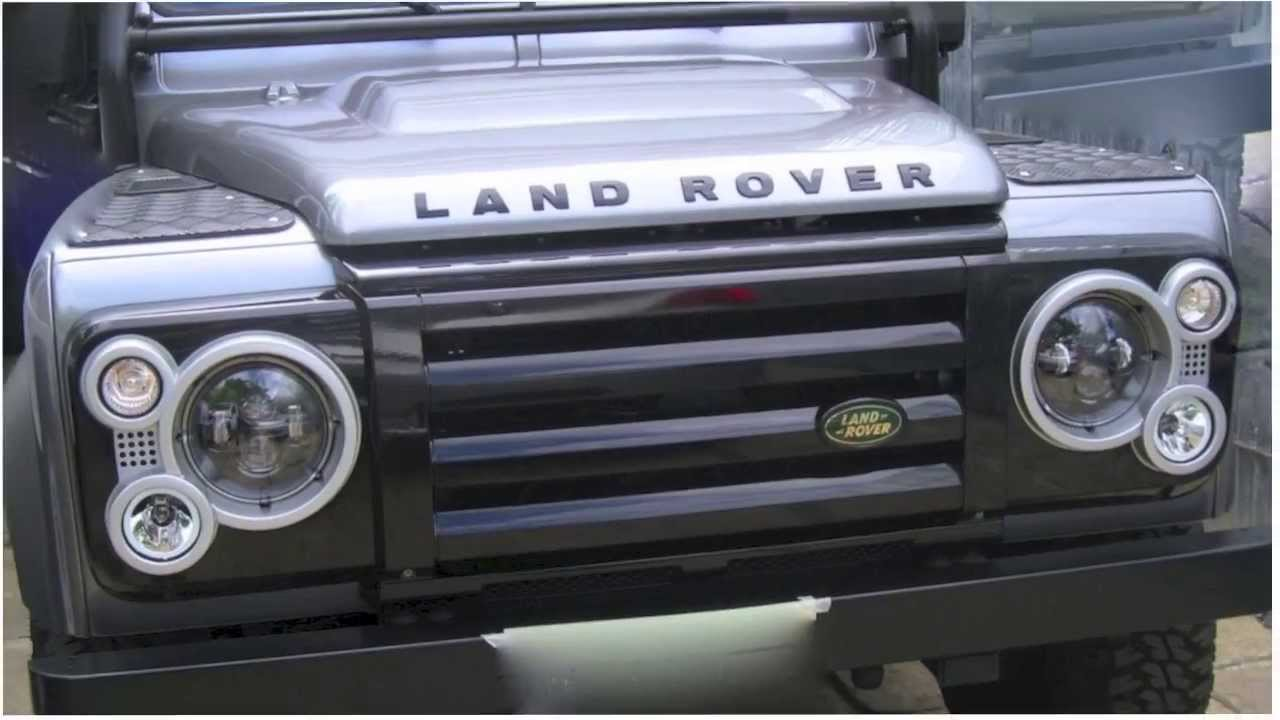 2013 Land Rover Defender 90 Complete Accessories