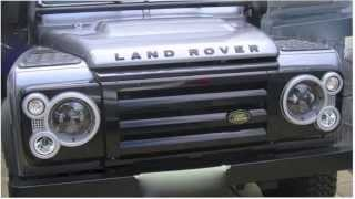 2013 LAND ROVER DEFENDER 90 COMPLETE ACCESSORIES PHILIPPINES WWW.HIGHENDCARS.PH