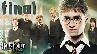 Harry Potter and the Order of the Phoenix - Walkthrough - Final Part 19 - Ending (PC) [HD]