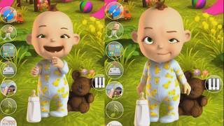talking Babsy Baby-  2 slide free stye