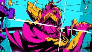 Katana Zero - Release Date Trailer thumbnail