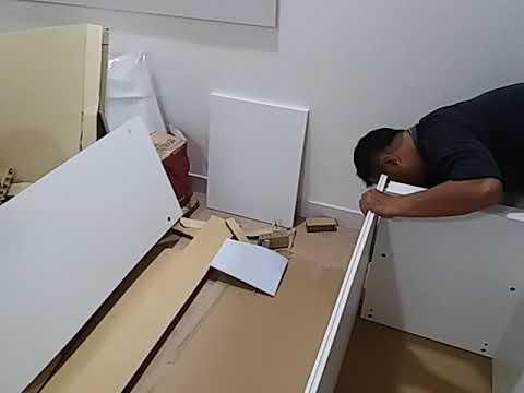 Cara Pasang Lemari Ikea Youtube