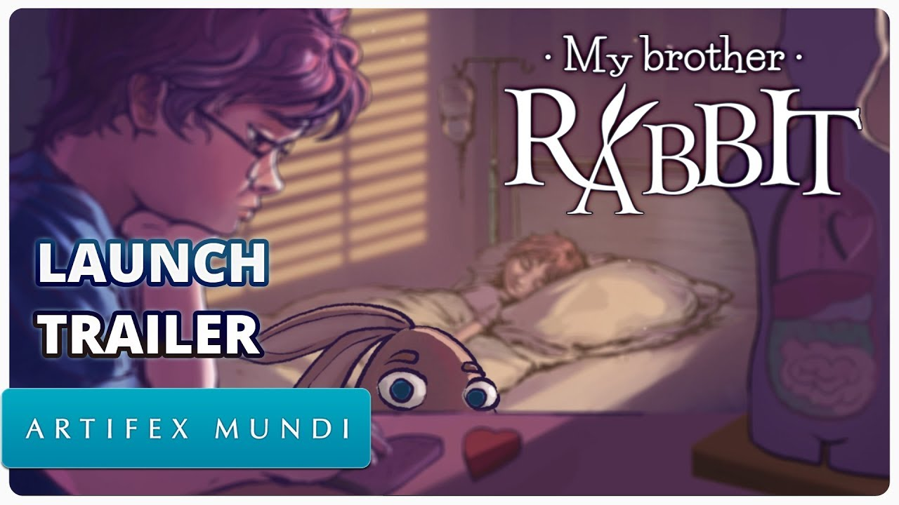My Brother Rabbit Launch Trailer [Steam, PS4, XO, GOG, Humble Store, MacAppstore]