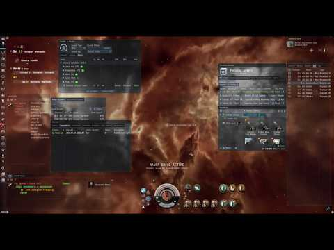 EVE-online Angel's Red Light District | Angel Cartel 5/10 DED complex. Tengu