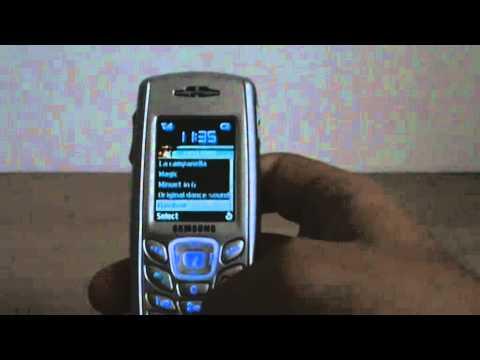 Samsung SGH-X120 Original Retro Ringtones