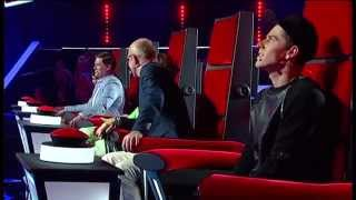 the voice all turn