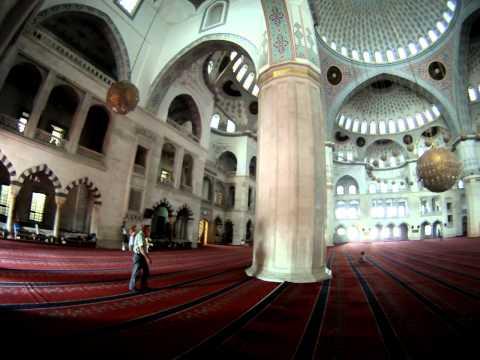 Kocatepe Mosque Prayers Ankara [HD]