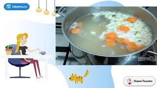 Суп из щавеля с плавленым сыром и яйцами Домашние рецепты вкусно и просто