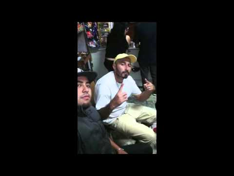 Rap Clandestino- Malditos Abladores
