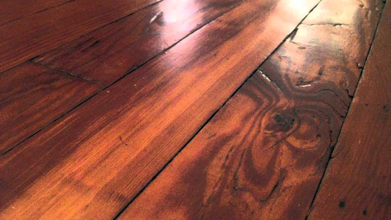 Nice Wood Floor Creak Sound Effect