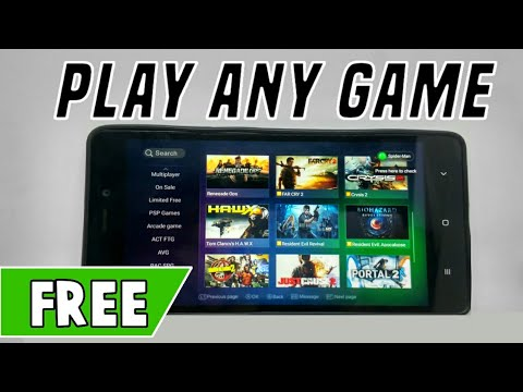 Play Games For Free On Gloud Games | New Trick For android