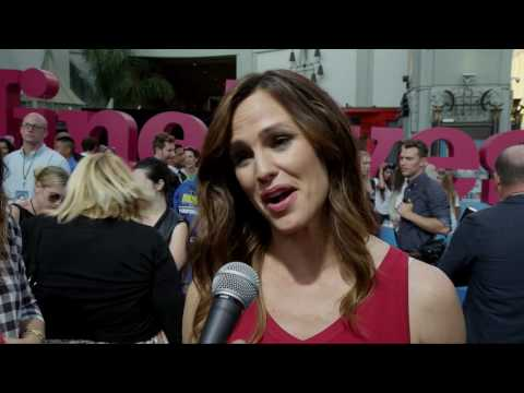 Nine Lives: Jennifer Garner Movie Premiere Interview