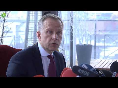 Latvijas Bankas prezidenta Ilmāra Rimšēviča preses konference