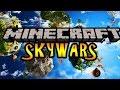 Minecraft - Skywars - FROZEN PVP?
