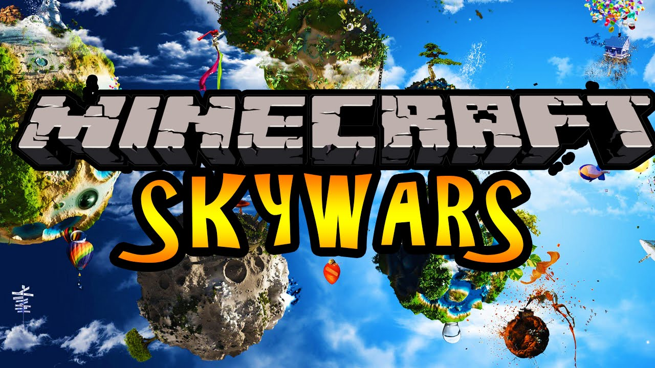 MAPA SKY WARS FROZEN PARA MINECRAFT PE 0.12.1 - Pocket MCPE