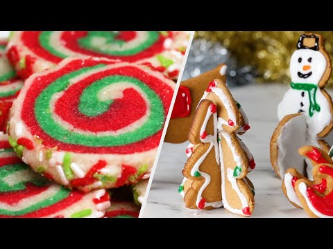 All The Cookies You Should Make This Christmas •Tasty