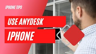 How To Use Anydesk On Iphone Tutorial screenshot 1