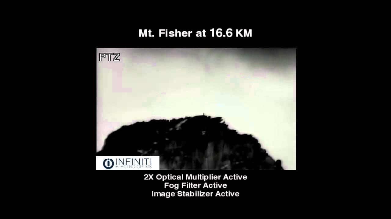 Entertaining message infrared fog penetration mine the