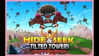 hide and seek VLIP LV