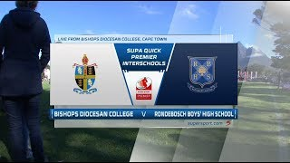 Premier Interschools Rugby | Bishops College vs Rondebosch Boys High