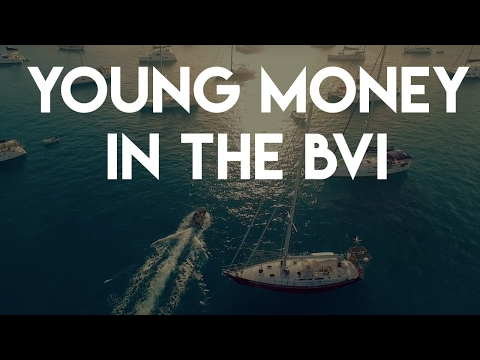 Young Money In The BVI - Phantom 3 Drone, DJI Osmo, iPhone 7 Plus