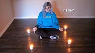 summoning my channel back from the dead