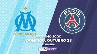 AO VIVO - OLYMPIQUE DE MARSEILLE VS PSG (LE CLASSIQUE)