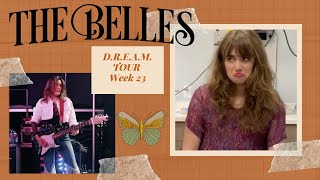 Download The Belles Vlogs: D.R.E.A.M tour week twenty-three! Mp3 and Videos
