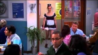 Sheldon in a Dress