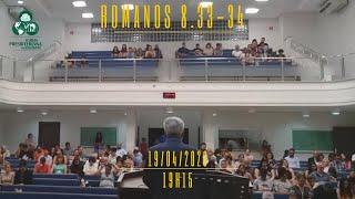 Reflexão: Romanos 8.33-34 - IPT